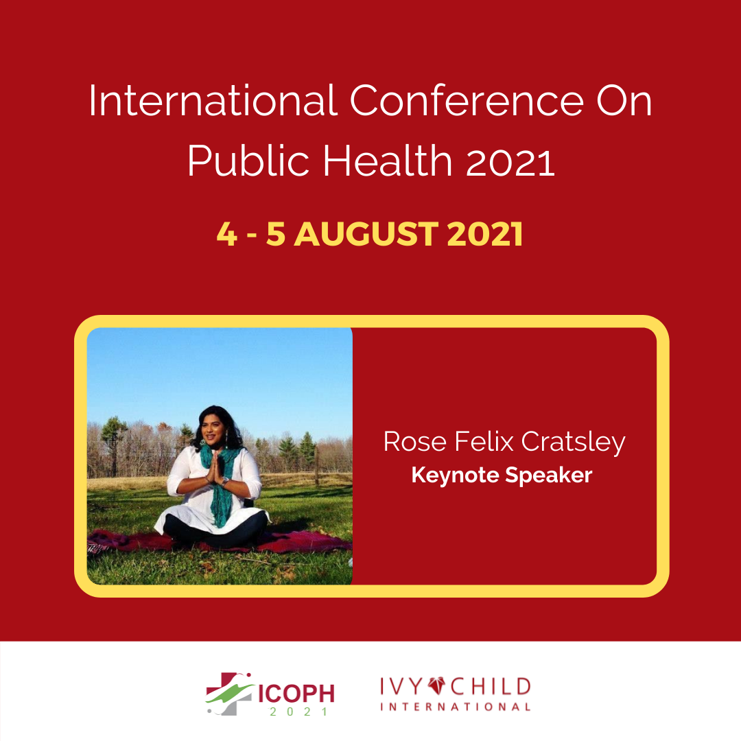 INTERNATIONAL CONFERENCE ON PUBLIC HEALTH 2021
