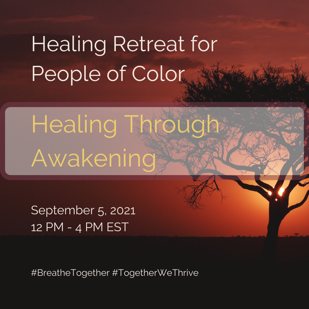 Healing Retreat for People of Color