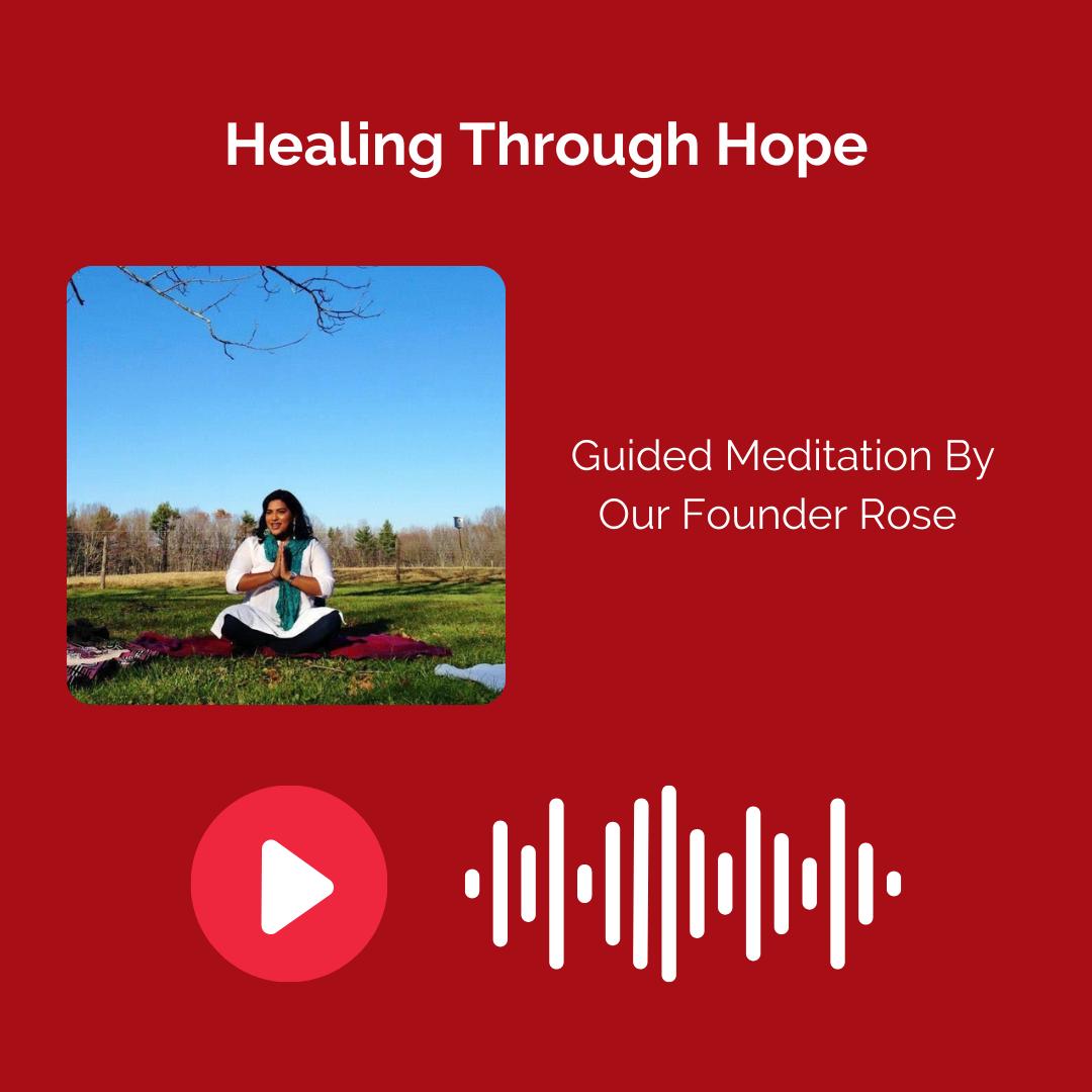 Healing Through Hope